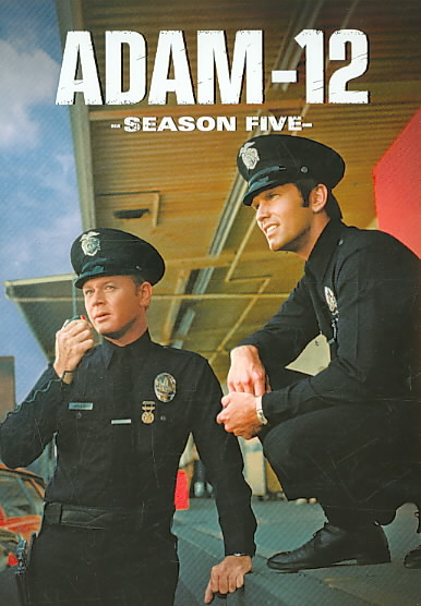 ADAM 12:SEASON FIVE BY ADAM 12 (DVD)