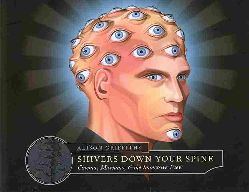 Shivers Down Your Spine By Griffiths, Alison