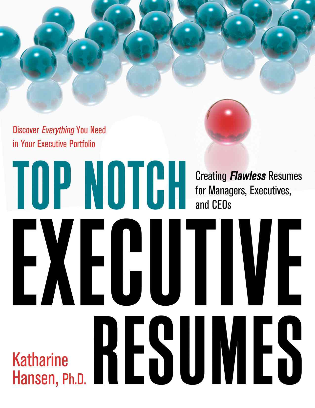 Top Notch Executive Resumes By Hansen, Katharine